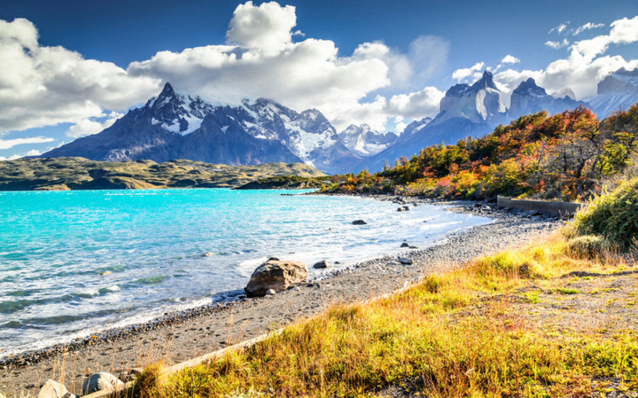 Circuito W Torres Del Paine Mapa : Welcome to torres del paine and patagonia chile