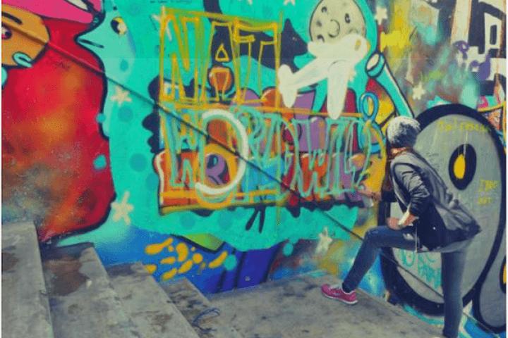 Taller de graffiti en Santiago (para 2 personas)