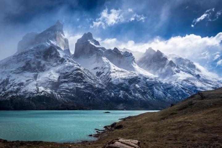 Navegación a los Glaciares Balmaceda y Serrano desde Puerto Natales