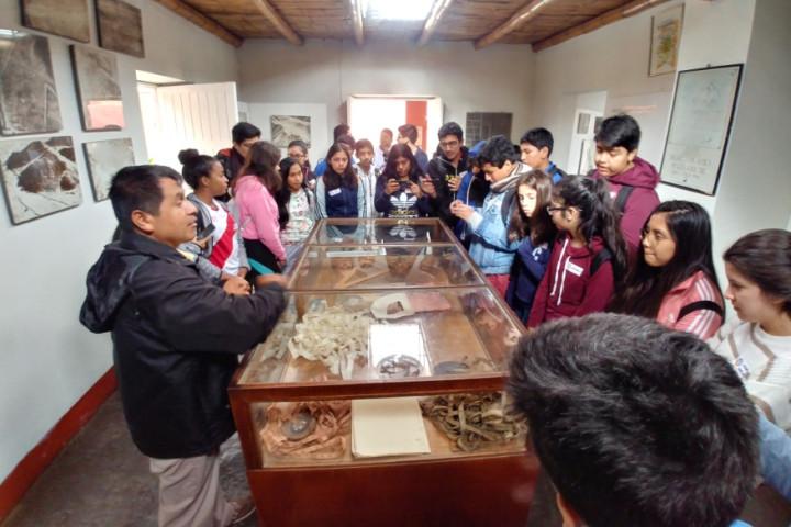 Tour por el cementerio de Chauchilla