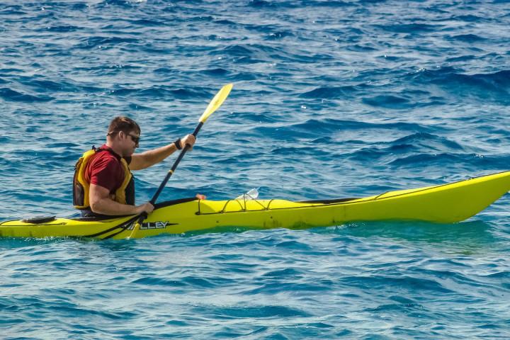 Clases de surf en la playa de Miraflores