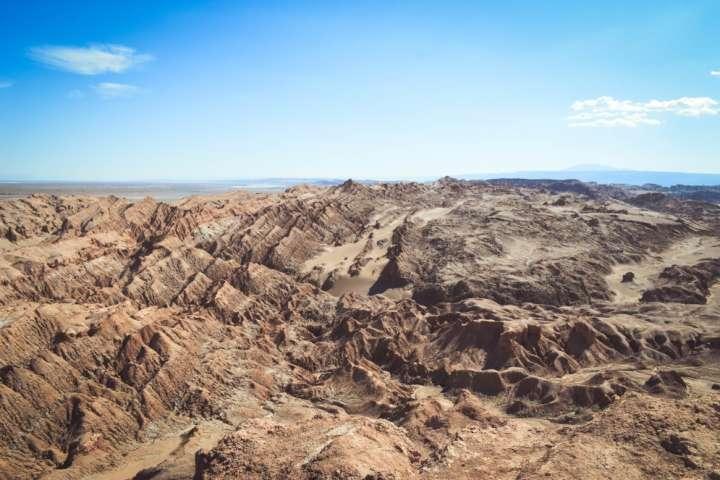 Caminata desde Quezar hasta las Termas de Puritama