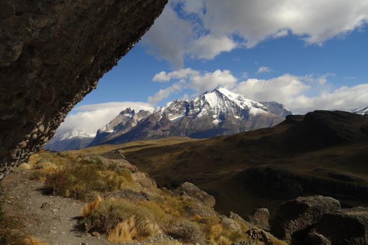 Circuito W en Torres del Paine en camping