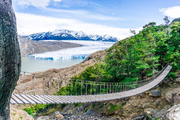 W EXPRESS  4 DIAS Trekking Torres del Paine