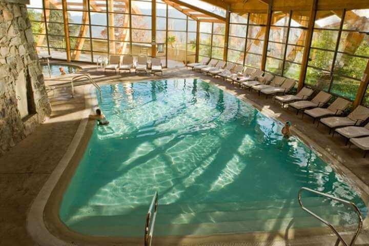 1 noche en Termas de Jahuel Hotel & Spa (para 2 personas)