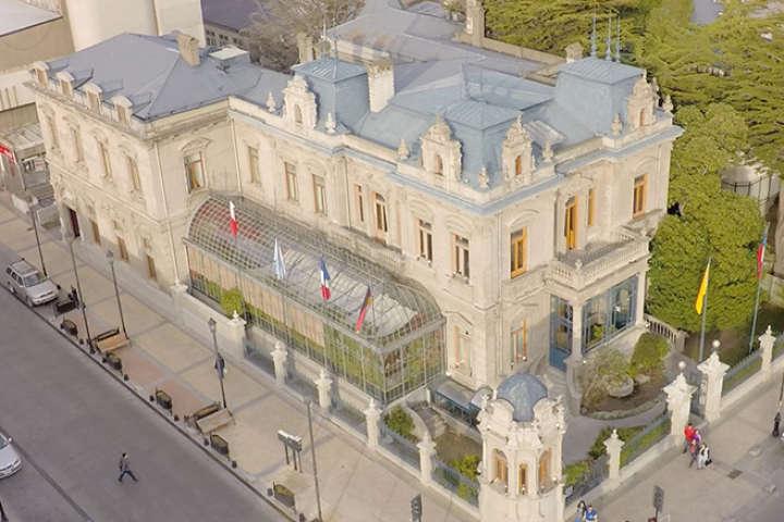 Almuerzo o cena en Hotel José Nogueira y visita al Museo del Palacio Sara Braun (para 2 personas)