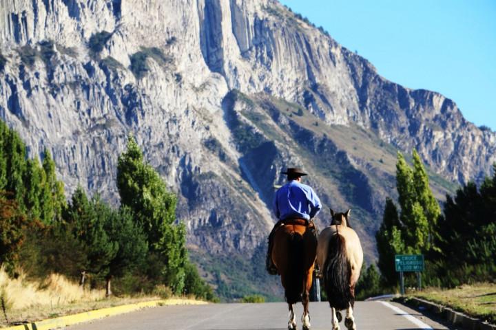 Cabalgata por los cerros Franciscanos en Coyhaique (para 2 personas)