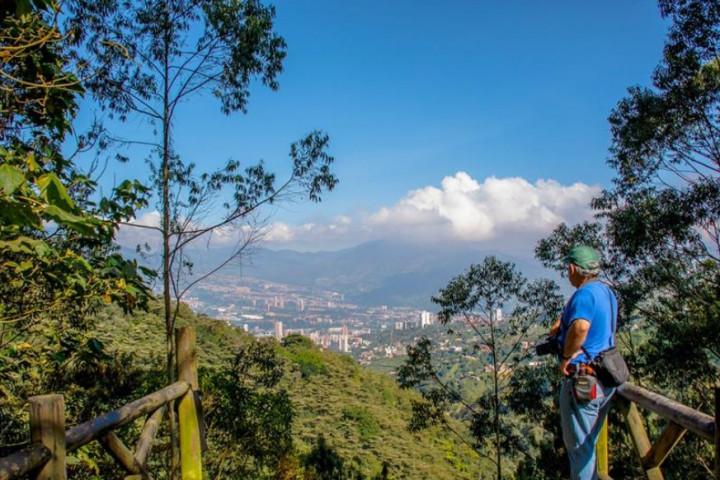 Visita al Jardín Botánico de Medellín