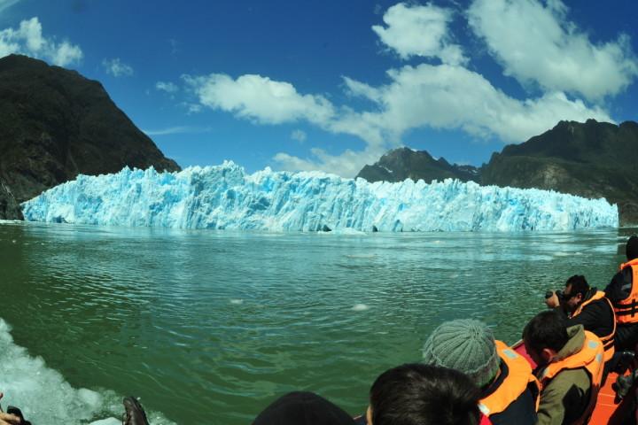 Ice Trekking  Glaciar Exploradores