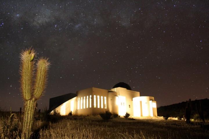 Tour nocturno al Planetario Natural Alfa Aldea