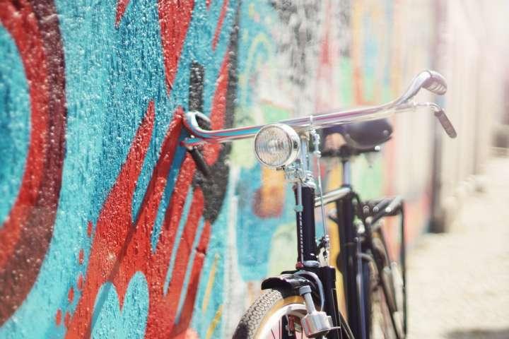 Tour en bici de Graffiti en Santiago (para 2 personas)