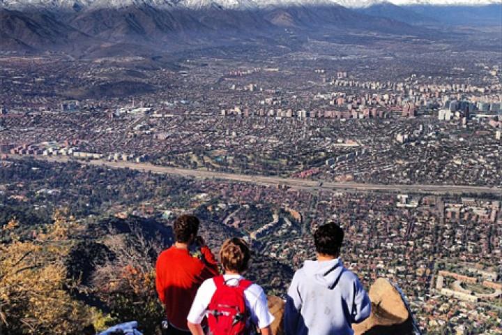 Excursión de trekking al cerro Pintor