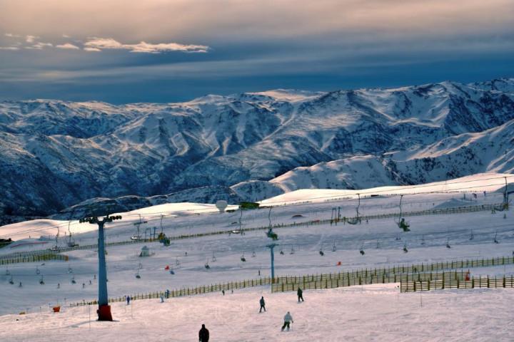 Arriendo de ski en La Parva