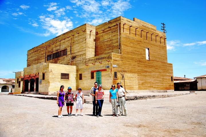 City tour por Iquique con navegación a la boya Esmeralda
