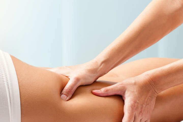 3 sesiones de masaje reductivo