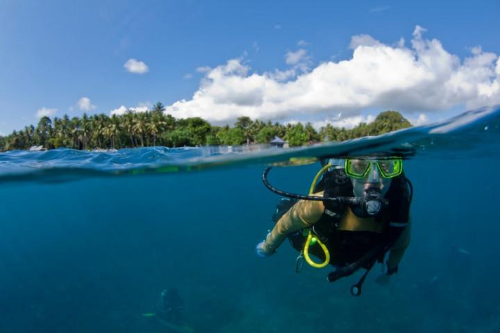 Curso de buceo básico en las Islas del Rosario