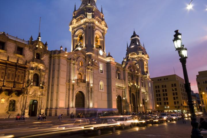 City tour por Lima