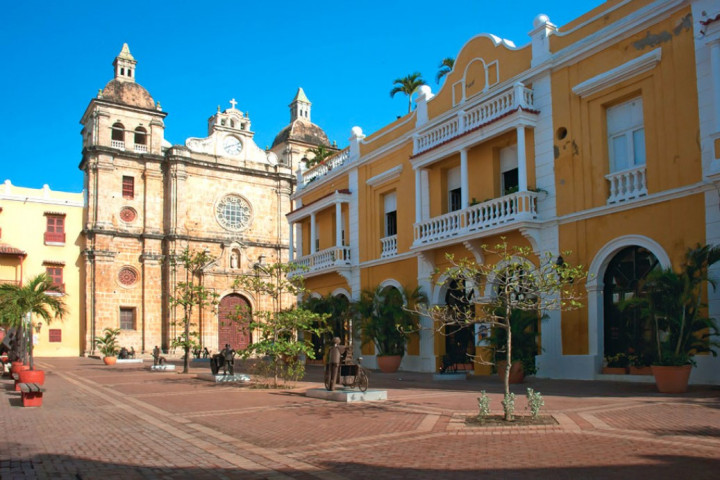 City tour por Cartagena en bicicleta
