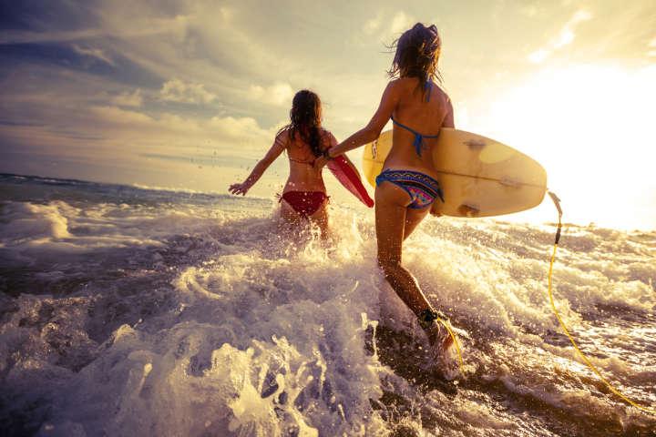 Surf en playa Cavancha (para 2 personas)