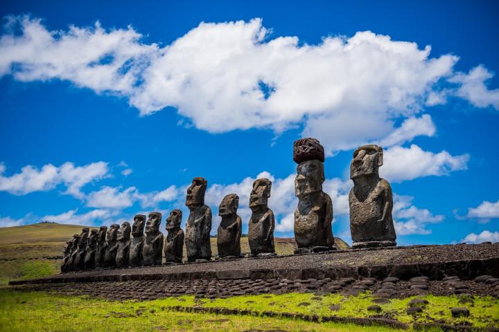 Tour musical por los volcanes de Rapa Nui