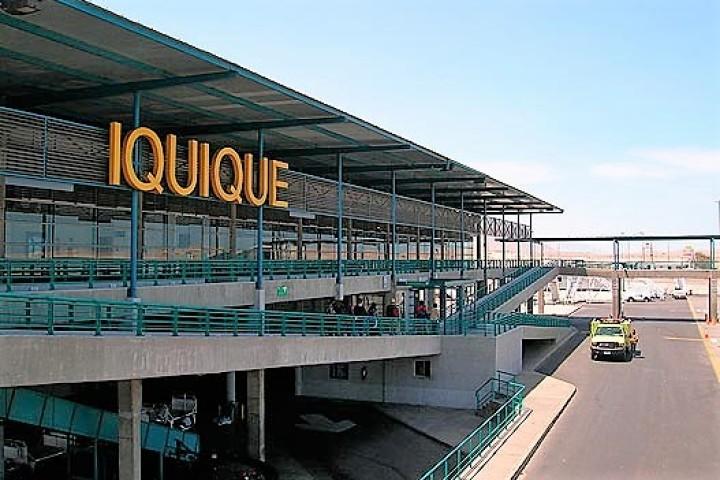 Traslado desde Aeropuerto a Hotel en Iquique