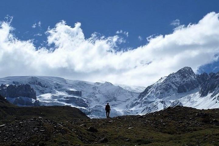 Trekking al glaciar El Morado (septiembre-mayo)