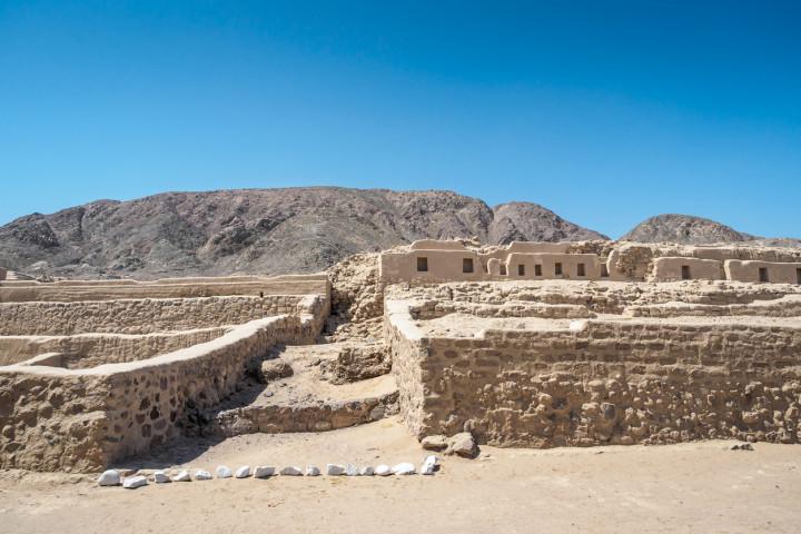 Tour a la ciudad perdida de Cahuachi