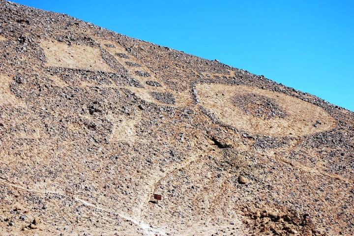 Tour a los Geoglifos de Pintados, el Oasis de Pica y Pueblos Salitreros (para 2 personas)