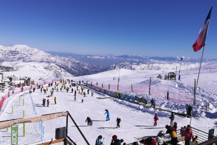 Tour por Farellones, Colorado y Valle Nevado