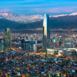 City tour por Santiago de Chile