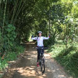 Excursión en bicicleta a Boquía