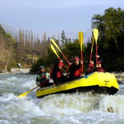 Rafting en Cascada de las Ánimas