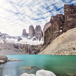 Circuito W en Torres del Paine (camping + guía)
