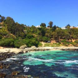 Caminata por la costa desde Cachagua hasta Zapallar