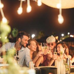Tour por los mejores bares y clubes de Santiago
