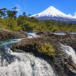 Tour por el Parque Nacional Vicente Pérez Rosales y el volcán Osorno, con uso de bicicletas disponible