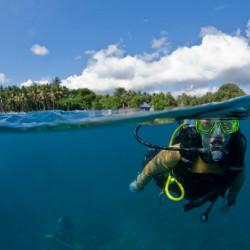 Curso de buceo avanzado en las Islas del Rosario