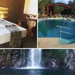3 Días/ 2 Noches en ELEMENTOS Eco Lodge en Pucón