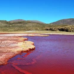Tour a la laguna Roja