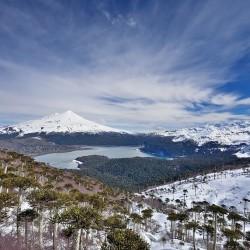 Invierno en Parque Nacional Conguillio