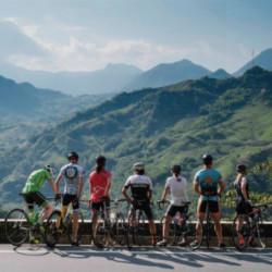 Tour en bicicleta por las montañas de Medellín
