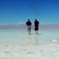 Tour a laguna Cejar y Tebinquinche