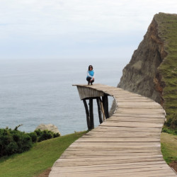 Trekking a Punta Pirulil