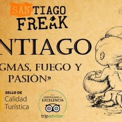 WALKING TOUR SANTIAGO PARANORMAL ENIGMAS, FUEGO Y PASIÓN