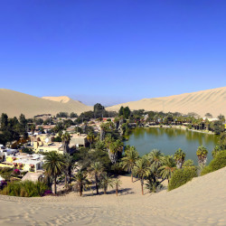 City tour por Ica y el oasis de Huacachina