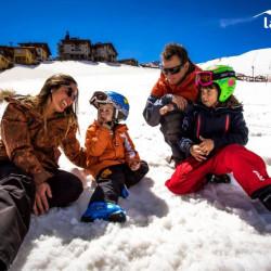 Pack Ski Day Iniciación La Parva con Traslados