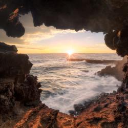 Trekking de medio día por Isla de Pascua