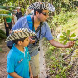 Safari por la isla de San Andrés