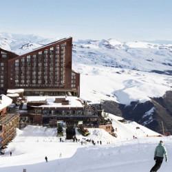 Tour Montaña Invierno (Valle Nevado y Farellones)
