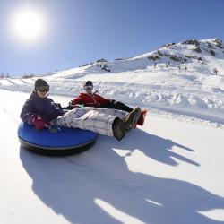 Tour al Parque de Nieve Farellones